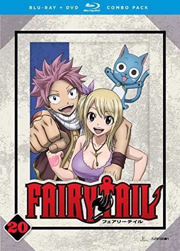 Fairy Tail: Part 20 (Blu-ray/DVD Combo)