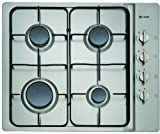 Caple C704G Stainless Steel 4 Burner FSD Gas Hob