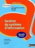 Activités 5.3 et 7.1 - Gestion du système d'information - BTS AG pme-pmi
