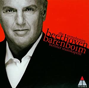 Symphonies/Barenboim