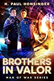 Brothers in Valor (Man of War Book 3) (English Edition)