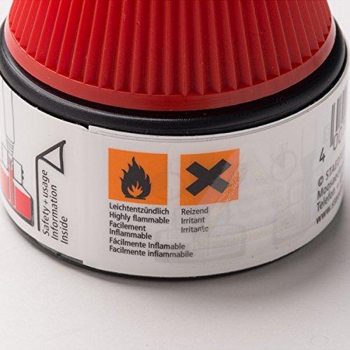 Staedtler 488 51-2 Flacon de recharge Lumocolor pour marqueurs 351/351 B 15 à 20 recharges (Rouge) (Import Allemagne)