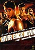 Acquista Never Back Down