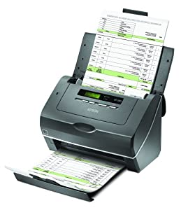 Epson WorkForce B11B194011 Pro GT-S50 Document Scanner