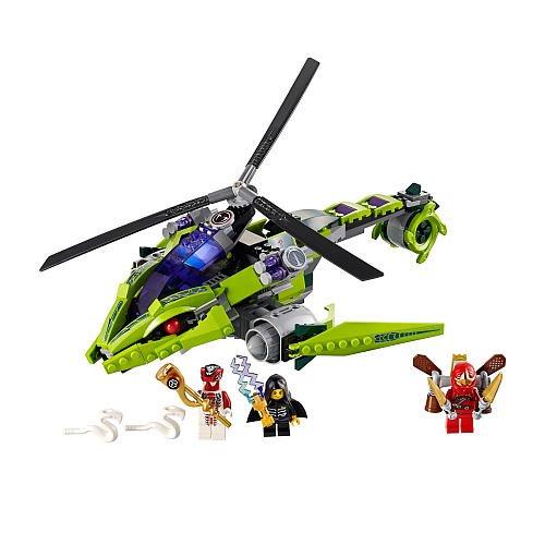 LEGO Ninjago Rattlecopter 9443