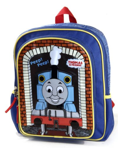 Thomas The Tank Engine Toddler Backpack - NEW! - Buy Thomas The Tank Engine Toddler Backpack - NEW! - Purchase Thomas The Tank Engine Toddler Backpack - NEW! (ES Originals, Toys & Games,Categories,Pretend Play & Dress-up,Costumes,Accessories)