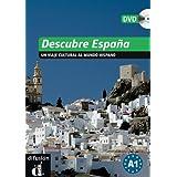 Descubre España. Libro + DVD (Descubre (difusion))