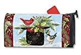 MailWraps Holly Hat Mailbox Cover 01008
