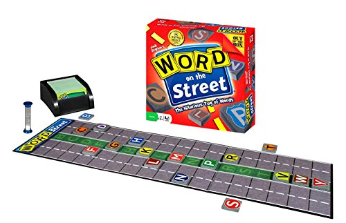 Word On The Street - The Hilarious Tug Of Words (Word Board Games For Adults compare prices)