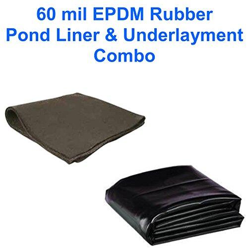 Awardpedia 15 39 X 50 39 Patriot 60 Mil Epdm Pond Liner
