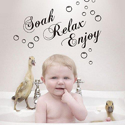 ularmo-soak-relax-enjoy-rremovable-wall-sticker-salle-de-bain-noir-carrelage-autocollant-bulle
