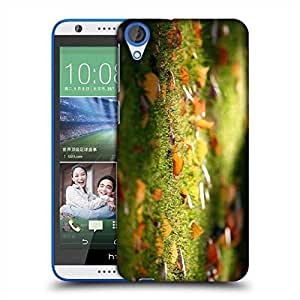 Snoogg Lake Side Forest Designer Protective Phone Back Case Cover For HTC Desire 820