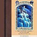 The Slippery Slope: A Series of Unfortunate Events #10 Audiobook by Lemony Snicket Narrated by Tim Curry