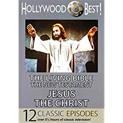 Hollywood Best! The Living Bible - The New Testament - Jesus The Christ