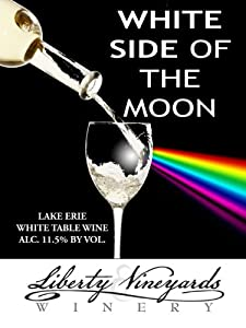 NV Liberty Vineyards & Winery White Side of the Moon Lake Erie 750mL