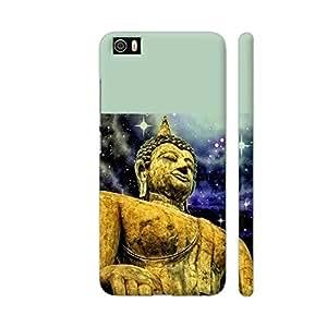 Colorpur Buddha Asia Zen Yoga Artwork On Xiaomi Mi 5 Cover (Designer Mobile Back Case) | Artist: WonderfulDreamPicture