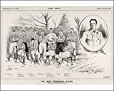 Photographic Prints of West Bromwich Albion Football Team - 1888 from Mary Evans