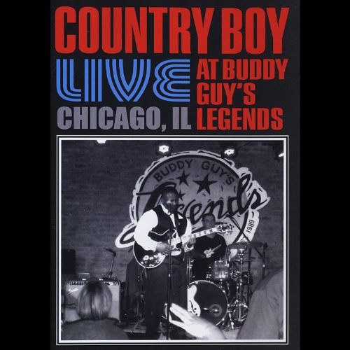 Live At Buddy Guys In Chicago! front-996395