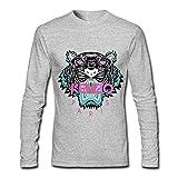 Pop KENZO For 2016 Boys Girls Printed Long Sleeve tops t shirts