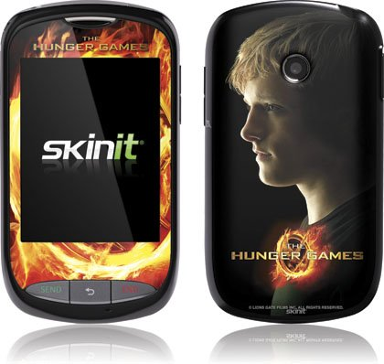 Skinit The Hunger Games -Peeta Mellark skin, sticker, decal for LG 800G