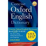 Concise Oxford English Dictionary: Dictionary and CD-ROM set, 11th edition, revised 2009by Oxford Dictionaries