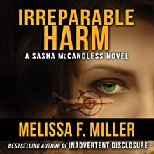 Irreparable Harm Audiobook by Melissa F. Miller Narrated by Karen Commins