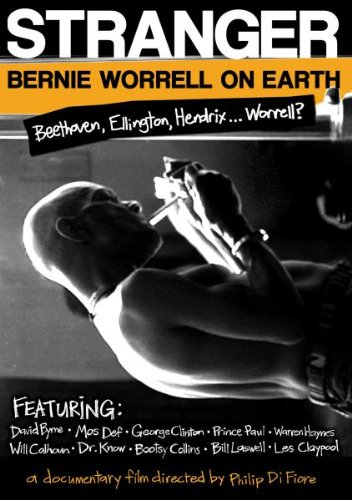 Bernie Worrell - Stranger: Bernie Worrell on Earth (DVD)