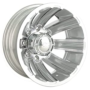Ion Alloy Dually 166 Chrome Wheel (16x6