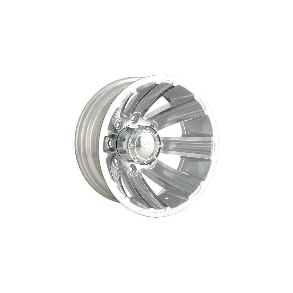 Ion Alloy Dually 166 Chrome Wheel (17x6.5/8x170mm)