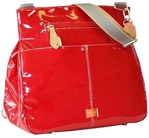 PacaPod Changing Bag - Oban - red