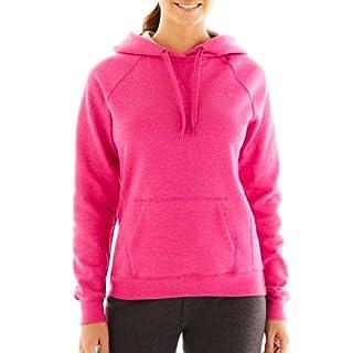Champion EcoTM Fleece Women's Hoodie, 2XL-Polar Pink Heather