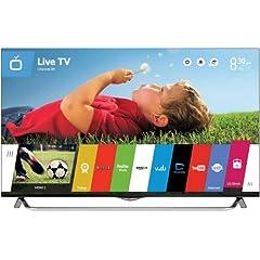 LG Electronics 55UB8500 4K Ultra HD 120Hz 3D
