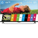 LG Electronics 55UB8500 55-Inch 4K Ultra HD 120Hz 3D Smart LED TV by LG
