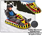 Extreme Snowmobile - Winter Fun for the Kids!