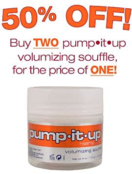Pump-It-Up Volumizing Soufflé