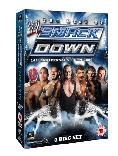 wwe-best-of-smackdown-10th-anniversary-1999-2009-dvd-reino-unido