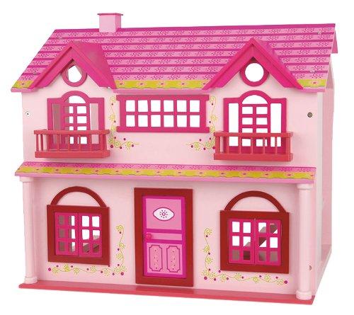 Toyrific Puppenhaus Mit Zubehör