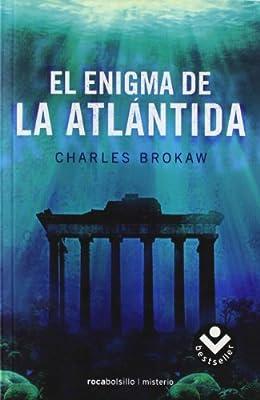 El enigma de la Atlantida (Rocabolsillo Misterio) (Spanish Edition)