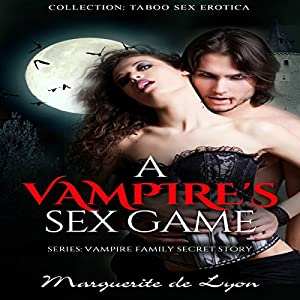 A Vampire's Sex Game Audiobook