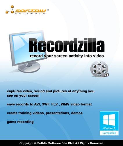 Recordzilla Screen Recorder [Download]