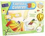 Science4you - Fábrica de colores 3D juguete científico y educativo