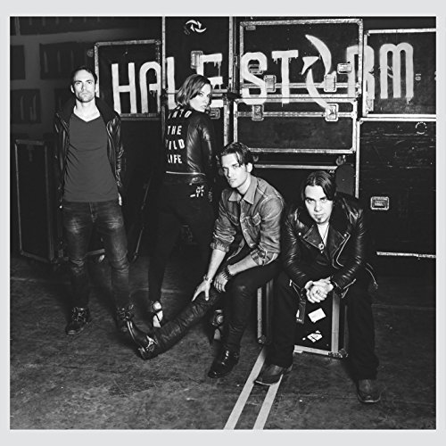 Halestorm-Into The Wild Life-Deluxe Edition-CD-FLAC-2015-FORSAKEN Download