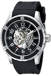 Invicta Men's 16278 Specialty Analog Display Mechanical Hand Wind Black Watch
