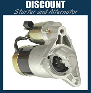 Discount Starter and Alternator 17754N Jeep Grand Cherokee Replacement Starter from Discount Starter and Alternator