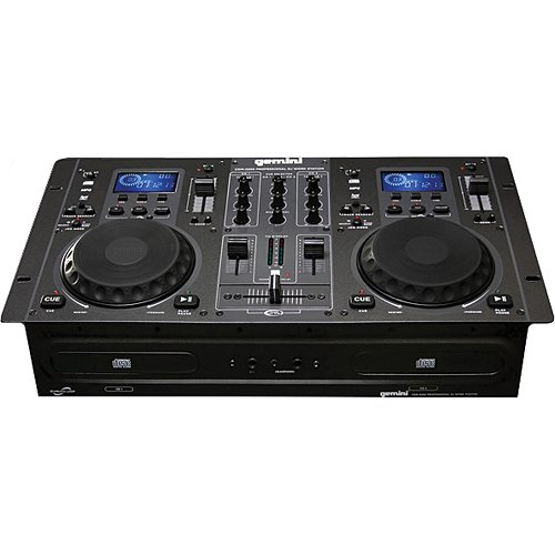 Best Price! Gemini DJ CDM-3250 Multi-Disc DJ CD Player