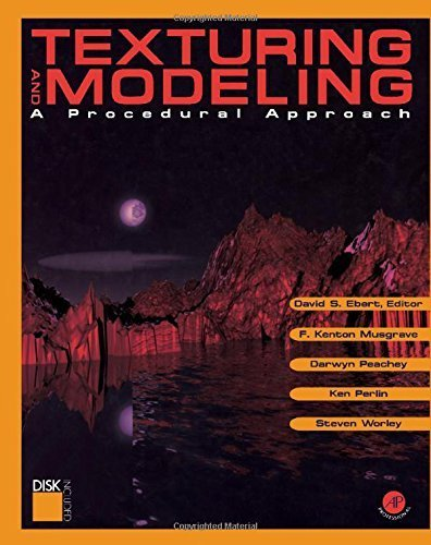 Texturing and Modeling: A Procedural Approach (The Morgan Kaufmann Series in Computer Graphics) Bk&Disk edition