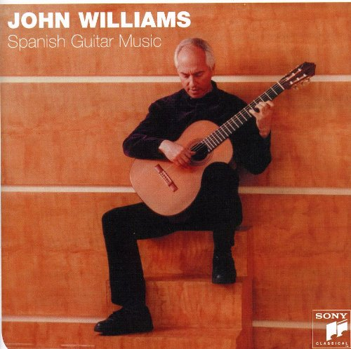 Spanish Guitar Music John Williams