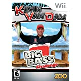 Kevin VanDams Big Bass Challenge - Nintendo Wii