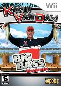 Kevin VanDam's Big Bass Challenge - Nintendo Wii