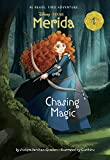img - for Merida #1: Chasing Magic (Disney Princess) (A Stepping Stone Book(TM)) book / textbook / text book